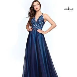 Lucci Lu 981030 Navy size 18